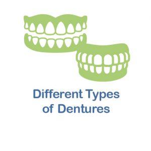 types Denture